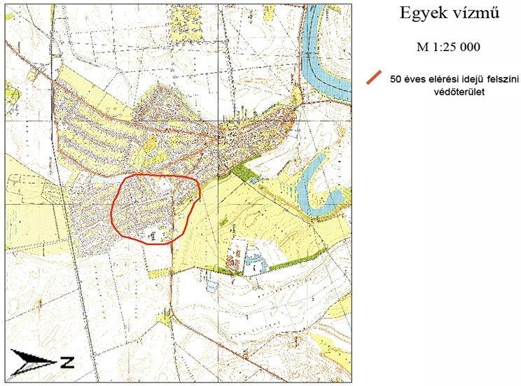 egyek térkép Tiszántúli Vízügyi Igazgatóság egyek térkép