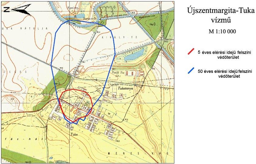 újszentmargita térkép Tiszántúli Vízügyi Igazgatóság